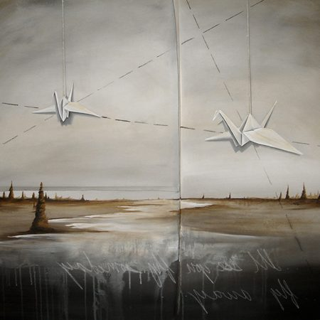 k-llamas-paper-birds-landscape
