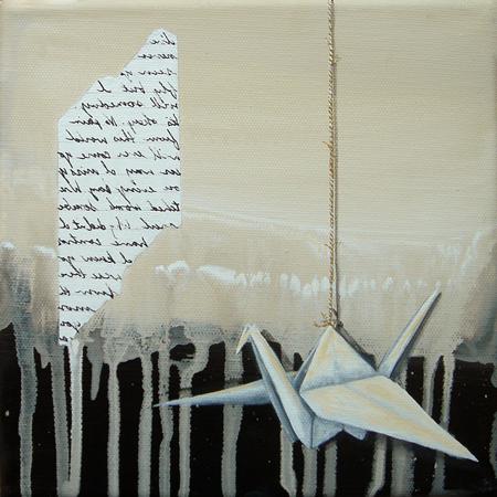 k-llamas-paper-crane-print