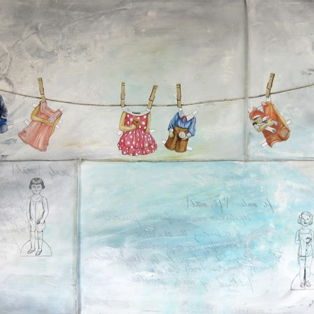 k-llamas-paperdolls-painting