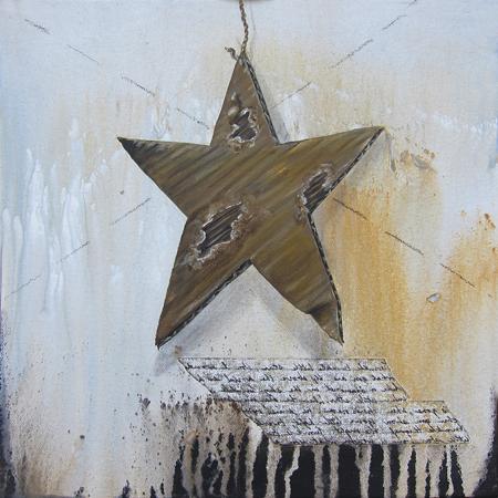 k-llamas-star-painting