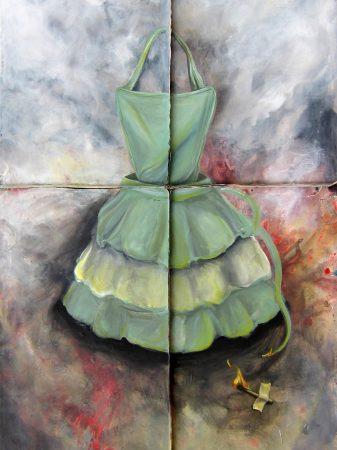 nashville artist modern farmhouse painting american apron