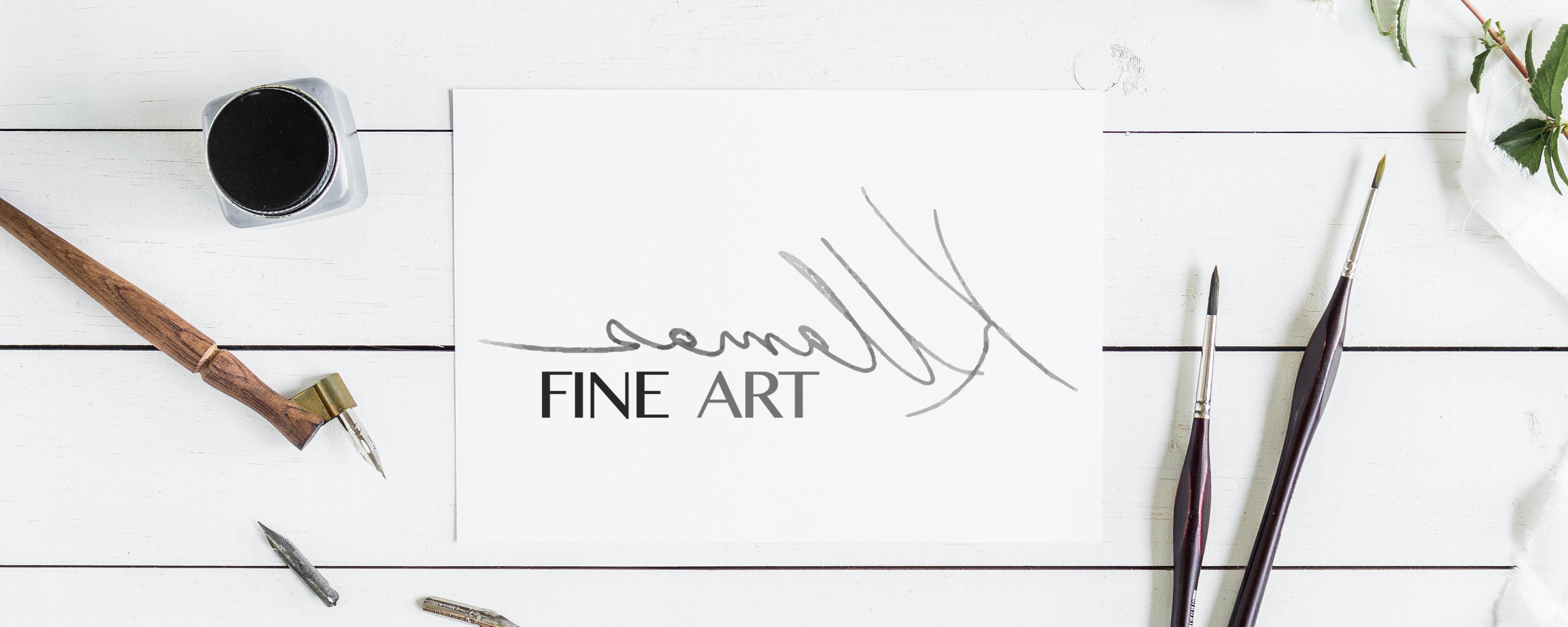 artist kristin llamas art logo